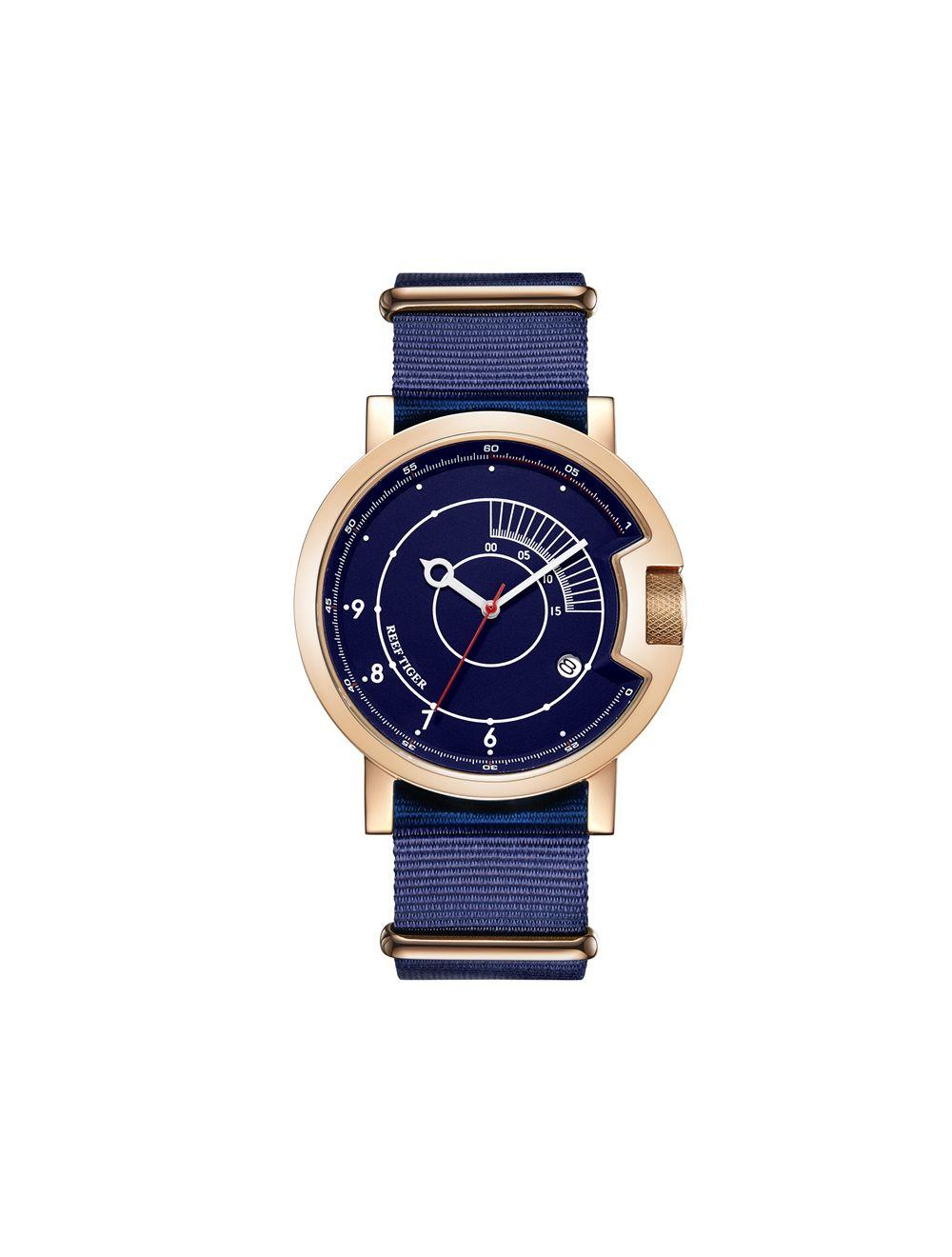 orologio uomo oro rosa